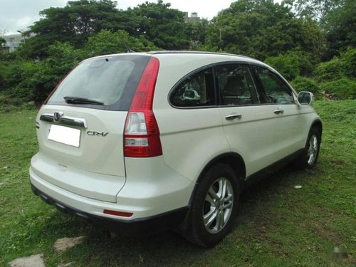 Used 2010 CR V 2.4L 4WD AT  for sale in Chennai