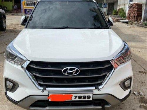 Used 2018 Creta 1.6 CRDi AT SX Plus  for sale in Chennai
