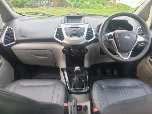 Used 2014 EcoSport 1.5 DV5 MT Ambiente  for sale in Chennai