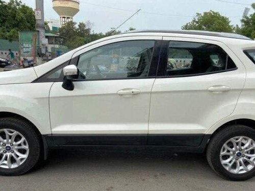 Used 2016 EcoSport 1.5 TDCi Titanium Plus BE  for sale in Ahmedabad