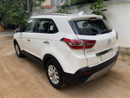 Used 2019 Creta 1.6 CRDi SX  for sale in Hyderabad