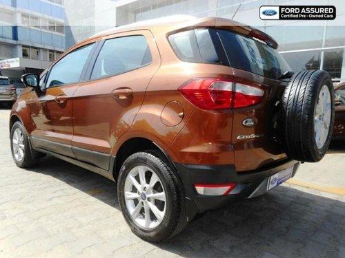 Used 2019 EcoSport 1.5 Petrol Titanium  for sale in Chennai