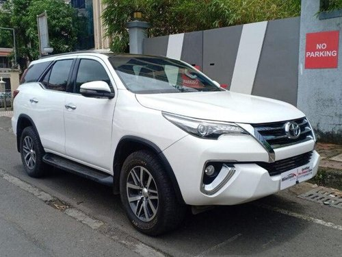 Used 2017 Fortuner 2.8 4WD AT  for sale in Mumbai