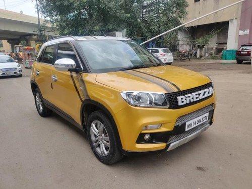 Used 2017 Vitara Brezza ZDi Plus Dual Tone  for sale in Pune