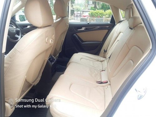 Used 2014 A4 2.0 TDI 177 Bhp Technology Edition  for sale in Mumbai