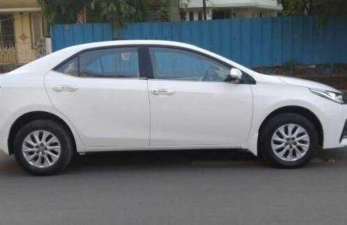 Used 2017 Corolla Altis 1.8 G CVT  for sale in Ahmedabad