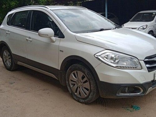 Used 2016 S Cross Alpha  for sale in Hyderabad