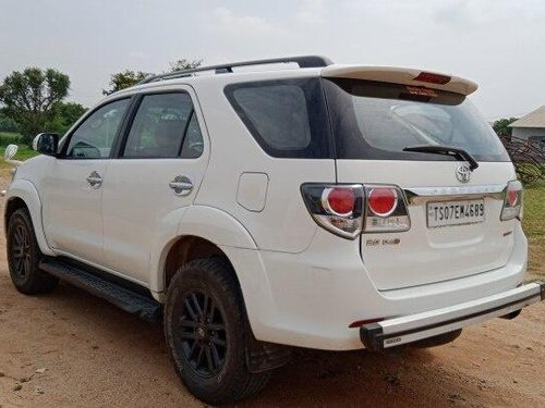 Used 2015 Fortuner 4x2 AT  for sale in Hyderabad