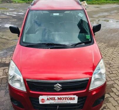 Used 2014 Wagon R CNG LXI  for sale in Thane