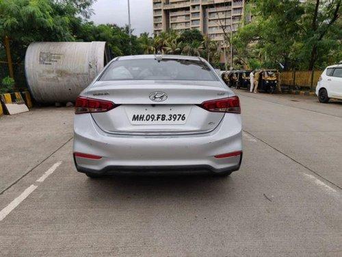 Used 2019 Verna CRDi 1.6 SX Option  for sale in Mumbai