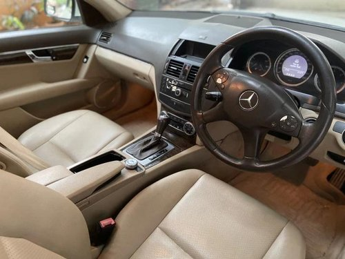 Used 2008 C-Class C 220 CDI Elegance AT  for sale in Hyderabad