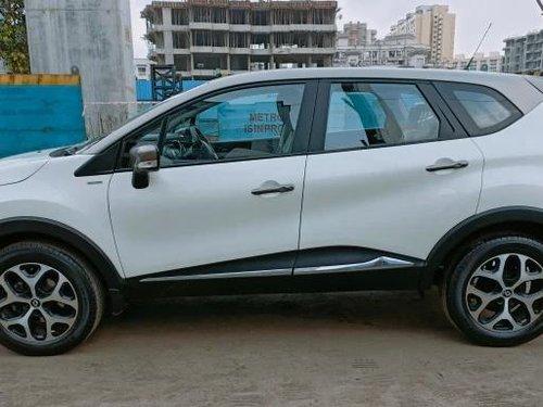 Used 2017 Captur Platine Dual Tone Diesel  for sale in Mumbai