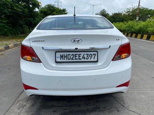 Used 2016 Verna 1.6 VTVT S  for sale in Mumbai