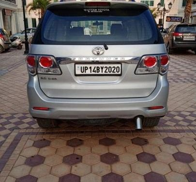 Used 2013 Fortuner 4x2 MT TRD Sportivo  for sale in Faridabad
