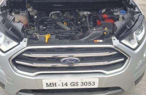 Used 2018 EcoSport 1.5 Petrol Titanium  for sale in Pune