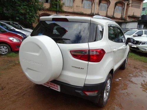 Used 2017 EcoSport 1.5 Petrol Titanium  for sale in Kolkata