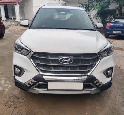 Used 2018 Creta 1.6 VTVT AT SX Plus  for sale in Hyderabad