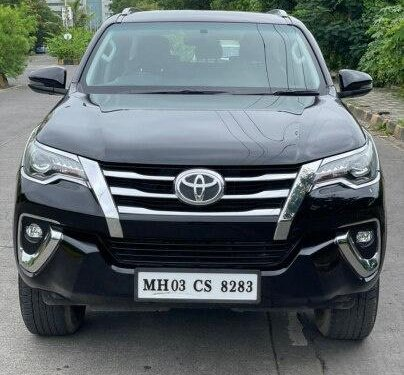Used 2018 Fortuner 2.8 4WD MT  for sale in Mumbai