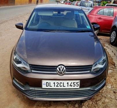 Used 2017 Polo 1.2 MPI Highline  for sale in Faridabad
