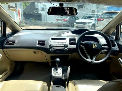 Used 2013 Civic 1.8 V AT Sunroof  for sale in Mumbai