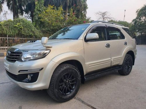 Used 2013 Fortuner 4x2 AT TRD Sportivo  for sale in Mumbai