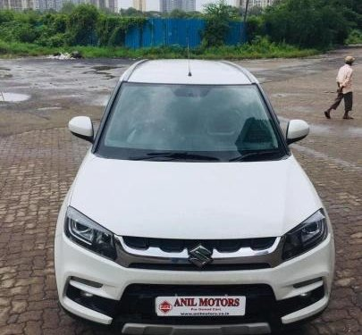Used 2019 Vitara Brezza ZDi AMT  for sale in Thane