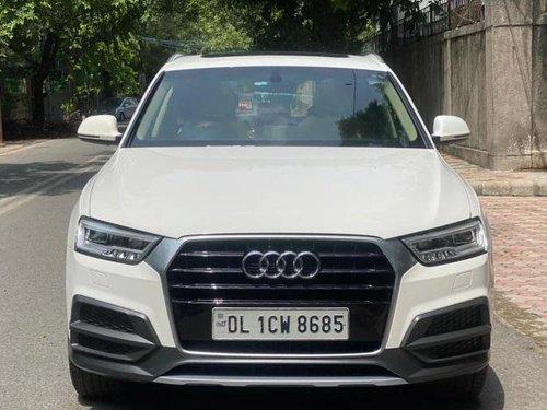 Used 2017 Q3 30 TFSI Premium FWD  for sale in New Delhi