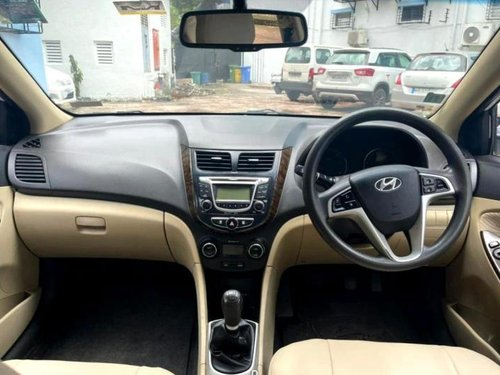 Used 2014 Verna 1.6 CRDI  for sale in Mumbai