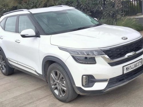 Used 2020 Seltos HTK Plus AT D  for sale in Pune