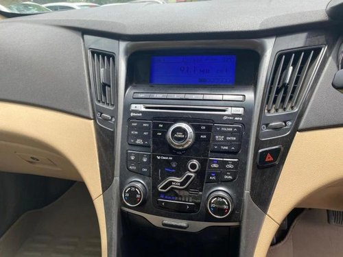 Used 2012 Sonata Transform CRDi A/T  for sale in Ahmedabad