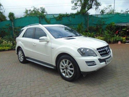 Used 2012 M Class ML 350 CDI  for sale in Mumbai