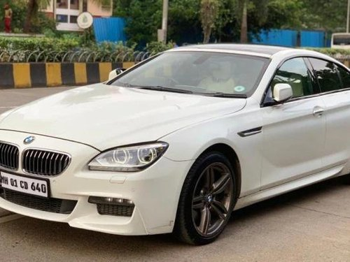 Used 2013 6 Series 640d Gran Coupe  for sale in Mumbai