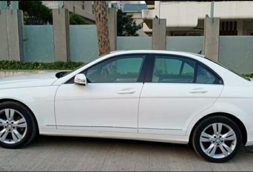 Used 2010 C-Class C 250 CDI Avantgarde  for sale in Pune