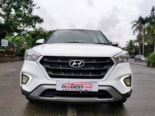 Used 2019 Creta E  for sale in Mumbai