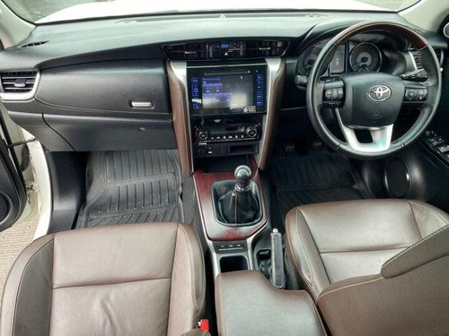 Used 2017 Fortuner 2.8 2WD MT  for sale in Mumbai