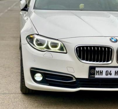 Used 2017 5 Series 520d Luxury Line  for sale in Mumbai