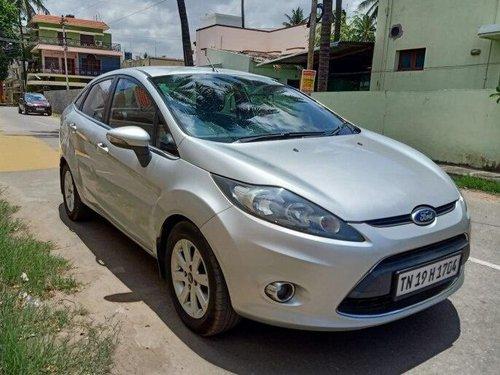 Used 2012 Fiesta Titanium 1.5 TDCi  for sale in Coimbatore