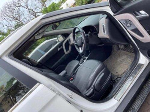 Used 2018 Creta SX IVT  for sale in Mumbai