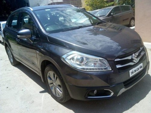 Used 2016 S Cross Alpha  for sale in Coimbatore
