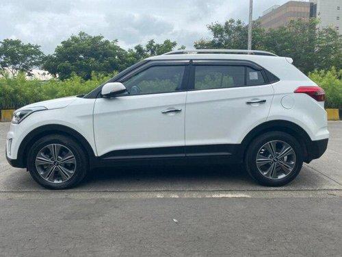 Used 2018 Creta 1.6 CRDi AT SX Plus  for sale in Mumbai