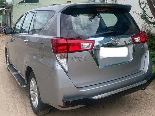 Used 2017 Innova Crysta 2.4 VX MT  for sale in Hyderabad