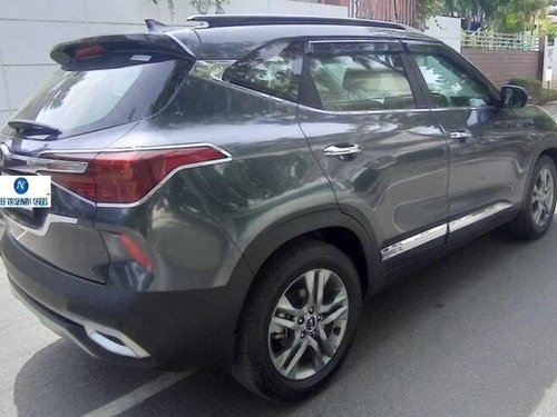 Used 2020 Seltos HTX Plus D  for sale in Coimbatore