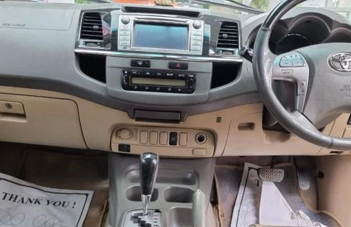 Used 2012 Fortuner 4x2 AT  for sale in Pune