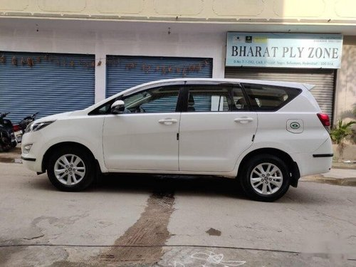 Used 2017 Innova Crysta 2.4 GX MT 8S  for sale in Hyderabad