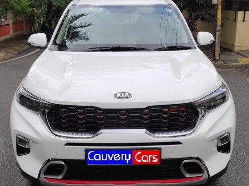 Used 2021 Sonet 1.5 GTX Plus Diesel  for sale in Bangalore