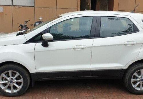 Used 2018 EcoSport 1.5 Diesel Trend Plus  for sale in Mumbai