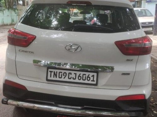 Used 2016 Creta 1.6 VTVT AT SX Plus  for sale in Chennai