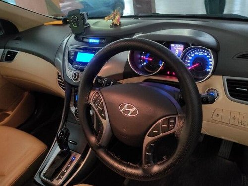 Used 2012 Elantra CRDi SX AT  for sale in Hyderabad