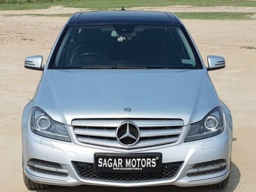 Used 2014 C-Class 220 CDI AT  for sale in New Delhi