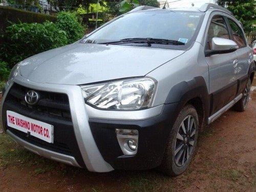 Used 2014 Etios Cross 1.2L G  for sale in Kolkata